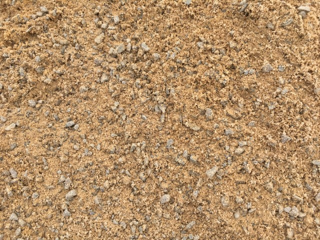 Concrete Blend (Washed Sand and 10mm Aggregate) available in bulk at The Yard Landscape and Garden Centre, Doonan