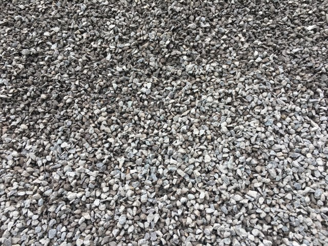 5-7mm Drainage Gravel available at The Yard Landscape and Garden Centre, Doonan