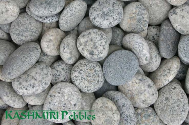 Kashmiri - Speckled- Natural Decorative Pebbles available from The Yard Landscape Centre in Doonan