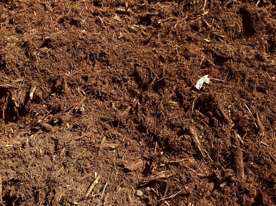 Double Ground mulch available at The Yard Landscape and Garden Centre, Doonan