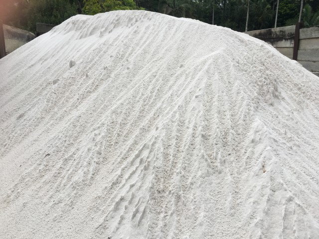 Ballina White Sand available from The Yard Landscape Centre in Doonan