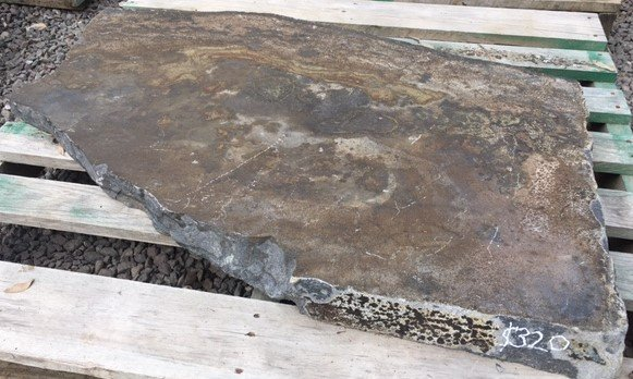 Feature Bluestone Slabs available at The Yard Landscape and Garden Centre, Doonan