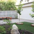 Example of Link Edge available from The Yard Landscape Centre in Doonan